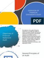 Lesson 2 Overview of Audit Process