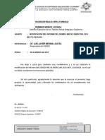 Informe Nº 062