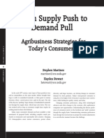 From Supply Push to Demand Pull
