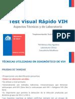 TRVIH_ Aspectos Técnicos y Laboratorio
