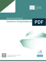Manual de Estandares de Hospitales