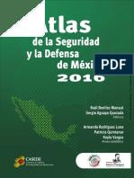 Atlas de La Seguridad y La Defensa de México 2016&