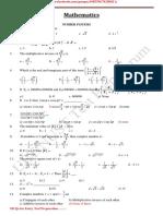 Maths Mcqz Complete Book