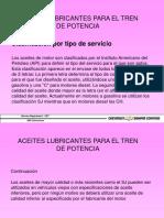 AFINACION CARBURADOS