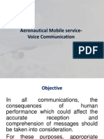 Distress Communication