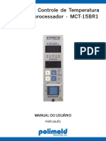 Polimold Controlador de Temperatura Manual Do Modulo Controlador 487607