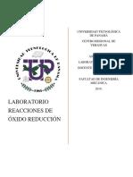 Laboratorio-redox