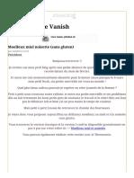 Moelleux Miel Noisette (Sans Gluten) - Les Délices de Vanish