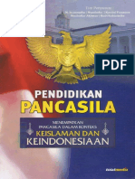 E-Book Pendidikan Pancasila