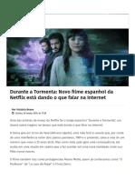 Durante a Tormenta_ Novo Filme Espanhol Da Netflix Está Dando o Que Falar Na Internet _ Metro Jornal
