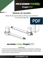 Manual Eagle 250 (1)
