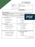 Evaluación del libro Prudencia