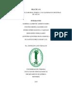 Practica 1. Derminacion de Cloruros, Dureza y Alcalinidad