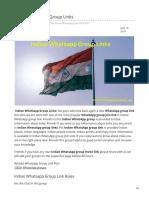 Whatsappgrouplink.org-Indian Whatsapp Group Links