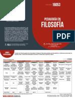 Pedagogía en filosofía.pdf