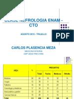 Clase Enam Upao Agosto -2015nefrologia