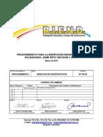 PR-PR-04 Inspección Por Radiografía Conforme Código ASME BPV Sección v Artículo 2. V0