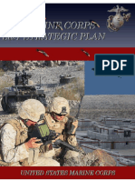 2018 USMC S and T Strategic Plan