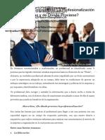 ¿Por Qué Es Conveniente La Profesionalización en Las Compras y de Dónde Proviene_