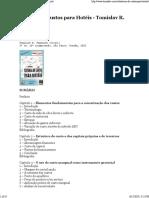 Sistema de Custos Para Hotéis - Tomislav R. Femenick