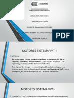 Motores Sistema Vvt-i