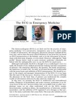 The ECG in Emergency Medicine (Richard a. Harrigan - 2006)