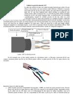 Cabluri Cu Perechi Răsucite UTP