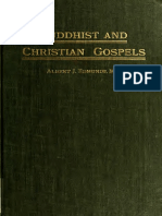 Buddhist and Christian Gospels--Edmunds