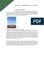 Sistemas de Transmision y Distribucion de La Energia Electrica