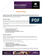 Essay Writing Lv From Web(1)