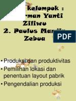 pengantar bisnis 9