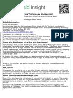 Ontologia Logistica para proyectos a pedido