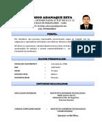 Cv Rodrigo