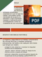 Seguridad Industrial- Incendio