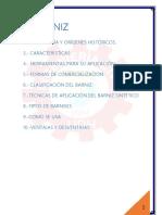 Informe Del Barniz