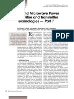 RF and Microwave Power Amplifiers_Raab
