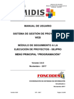 Manual de Usuario Sejpro