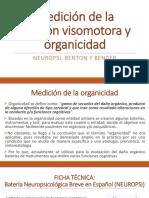 Medición función visomotora y organicidad.pdf