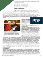 30Giorni _ Lo Que Hubiera Dicho en El Consistorio (Entrevista Al Cardenal Jorge Mario Bergoglio Por Stefania Falasca)