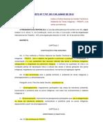 Decreto Nº 7.747, De 5 de Junho de 2012 - Pngati