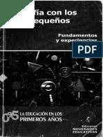 Filosofía Con Los Más Pequeños Fundamentos y Experiencias - Gustavo Santiago