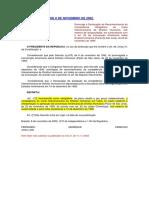 DECRETO Nº 4.463, De 8 de NOVEMBRO de 2002 - Reconhecimento Da Competência Obrigatória Da Corte Interamericana de Direitos Humanos, Sob Reserva de Reciprocidade