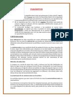 Parásitos - Problemas Sociales (1)