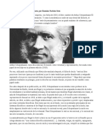 Schopenhauer 200 Años Después