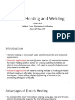 Electric Heating and Welding_Lec 24