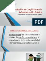 Catedra Resolución de Conflictos en La Admon Pública Junio2019