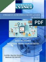 Base de Datos II - Unidad 1 SubConsultas.docx
