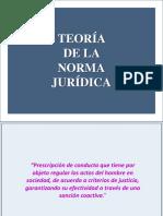 Teoria de La Norma Juridica