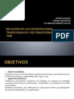 Relación de Las Exportaciones Tradicionales y No Tradicionales2 (1)