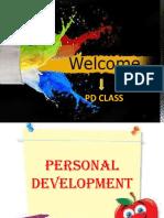 Personal Developmentwk1